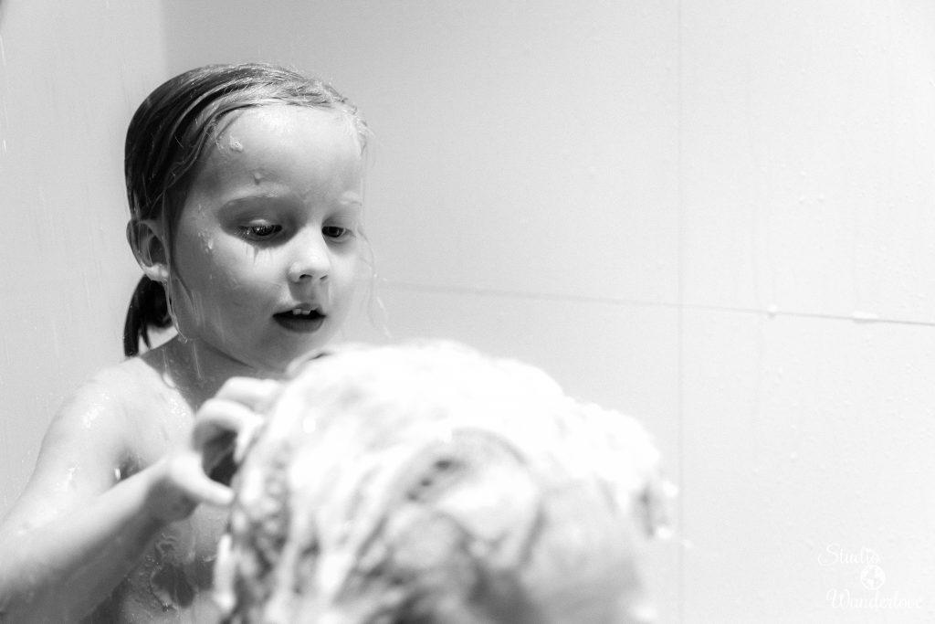 Haren wassen
